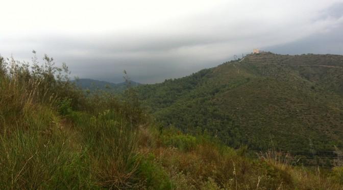 """<span lang =""""es"""">Entreno montaña Viladecans</span>"""