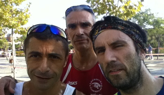 Cursa Viladecans pistarunner