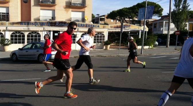 "<span lang =""ca"">Mitja Marató del Mediterrani</span>"