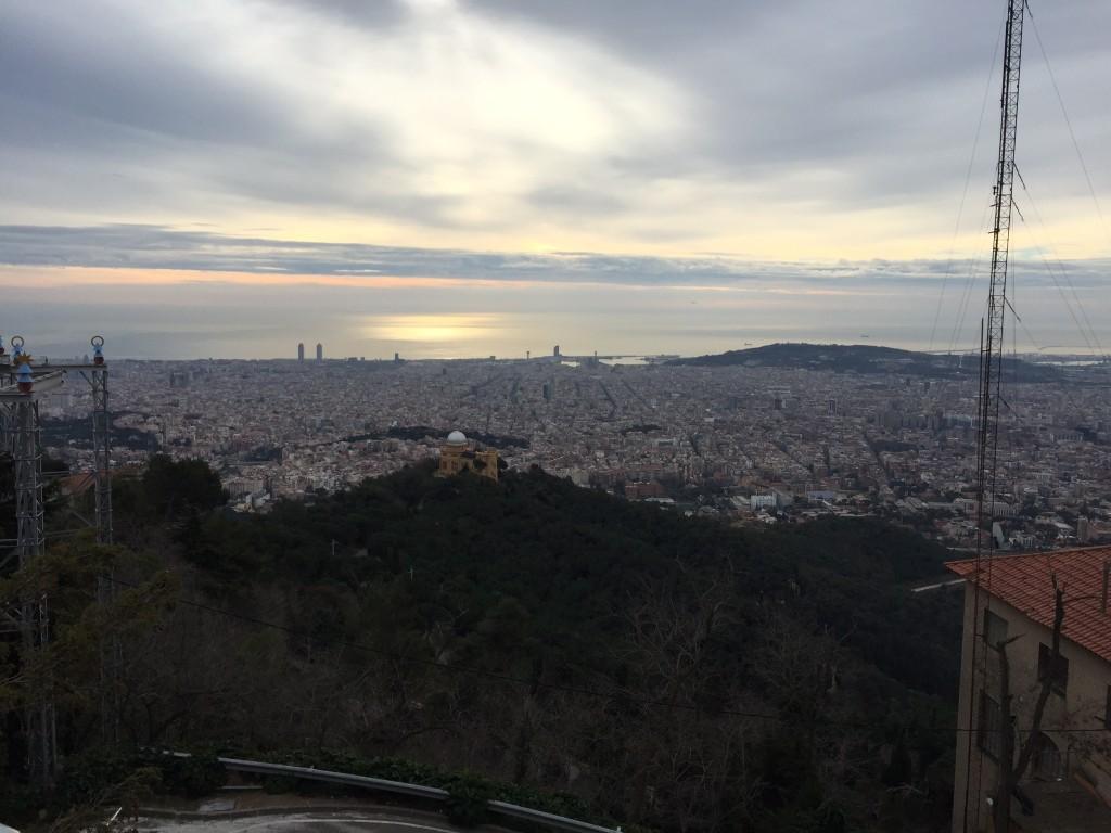 vistar barcelona pistarunner 2 tibidabo