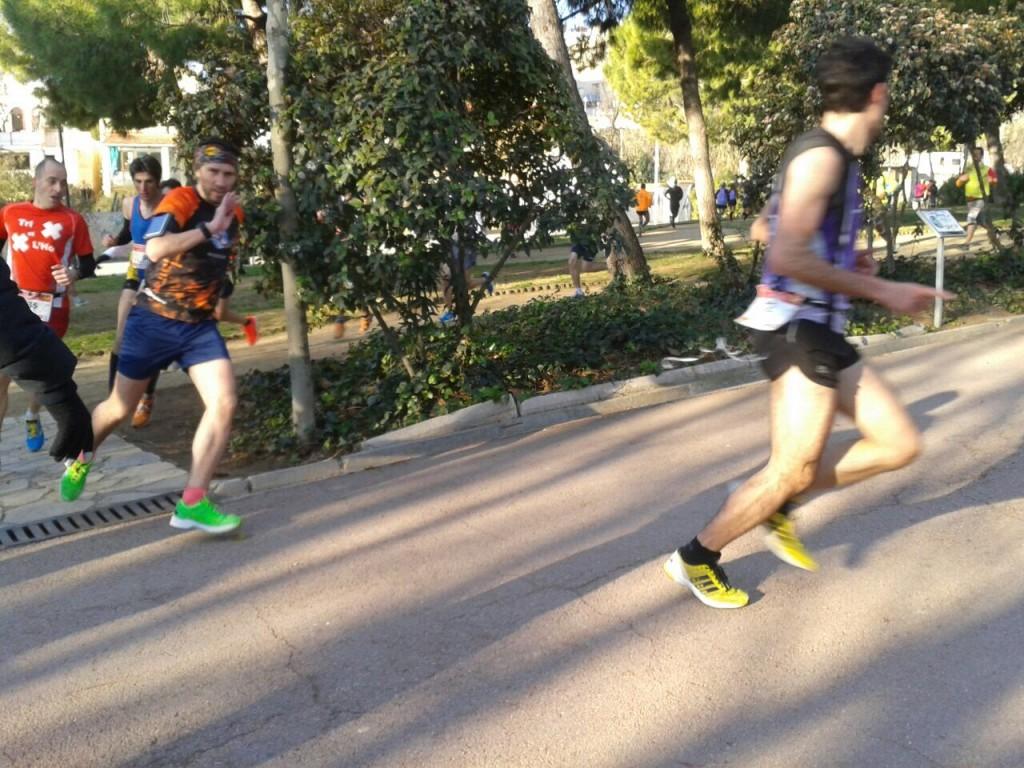 Corre amb l'Apel·les pistarunner
