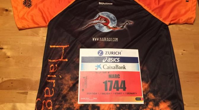 """<span lang =""""ca"""">1 dia per la Marató de Barcelona</span>"""