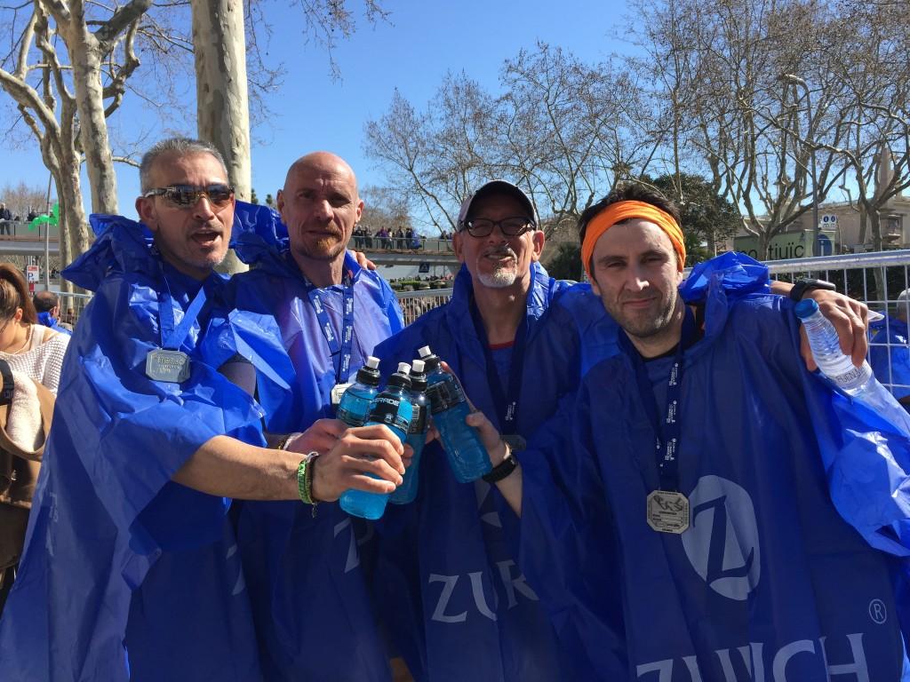 llegada maratón barcelona 2015