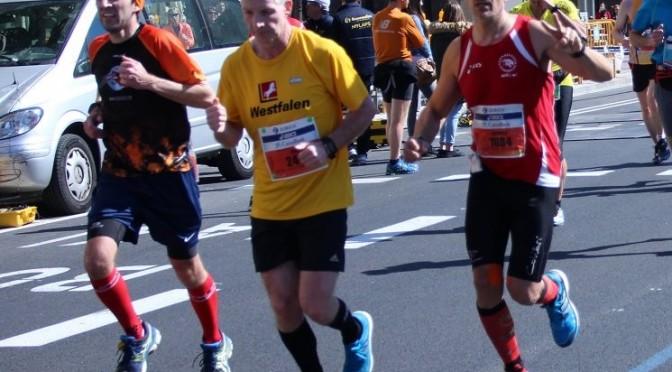 """<span lang =""""ca"""">Crònica Marató de Barcelona 2015</span>"""