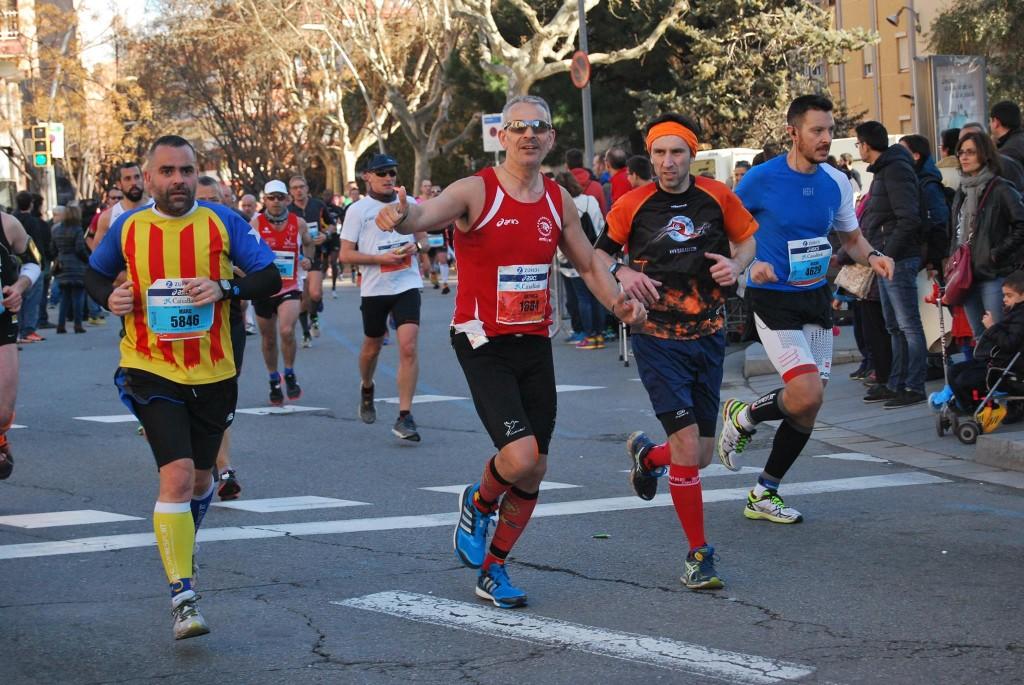 Meridiana maratón barcelona 2015