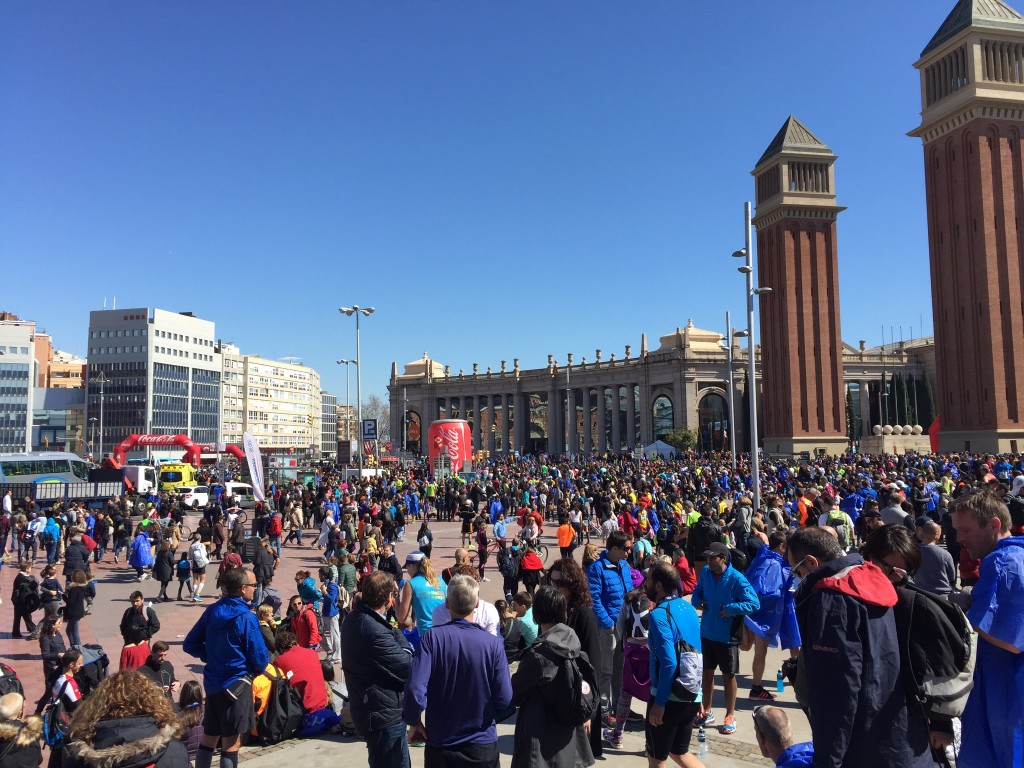 arribada marató barcelona 4 horas