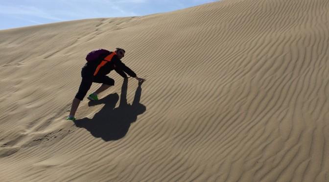 platja Marquesa pistarunner duna