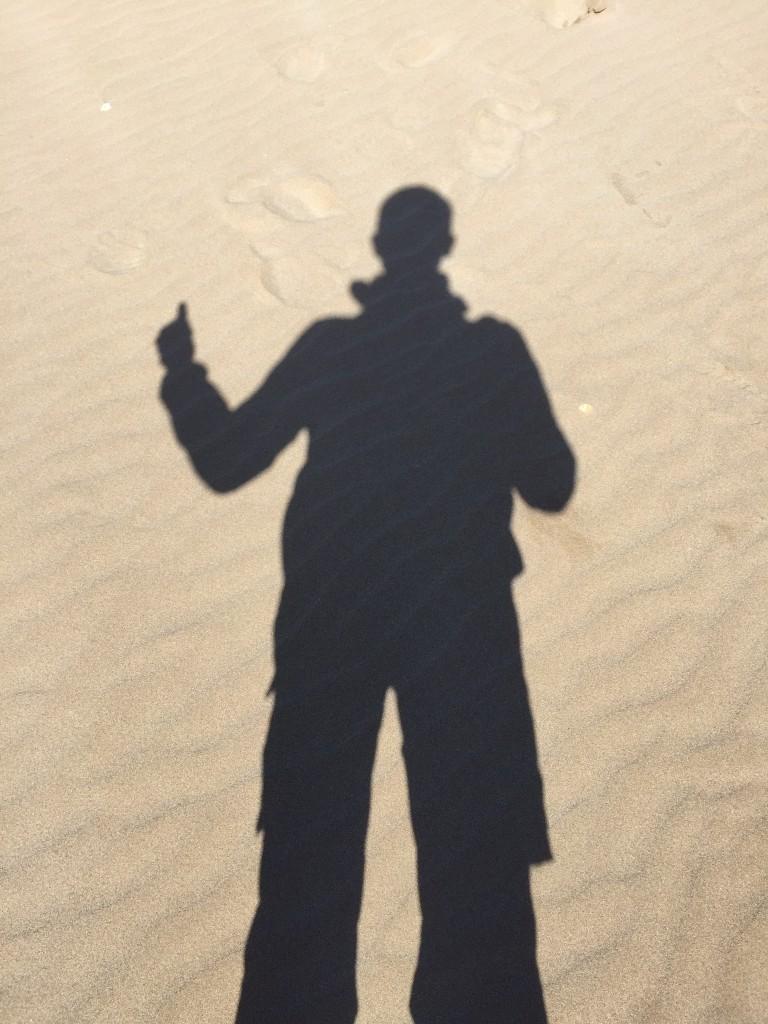 sombra playa Marquesa Delta