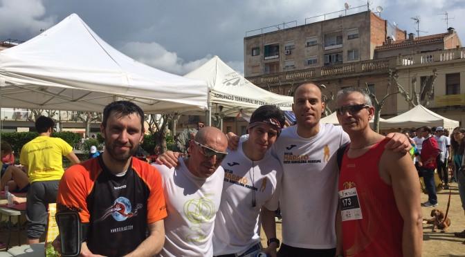 mitja marato de calella costa barcelona