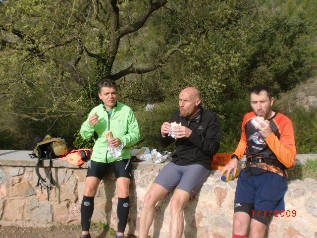 entrenament monestir montserrat pista runner
