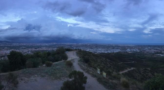 Sant Boi tormenta
