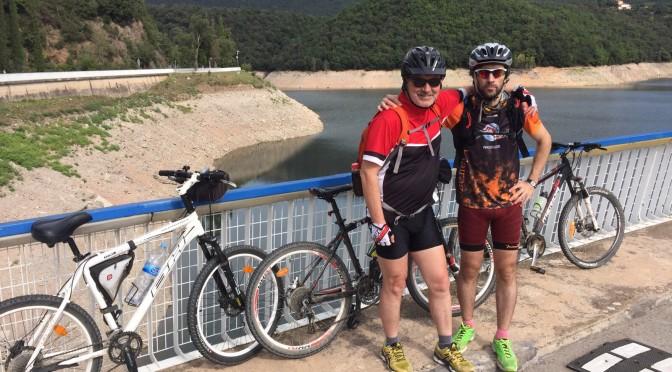"""<span lang =""""ca"""">Bicicleta de Vic a Girona</span>"""