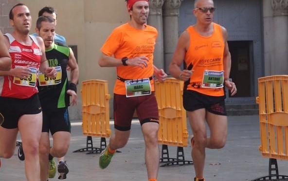 Antonio y Marc cursa Sant Feliu de Llobregat