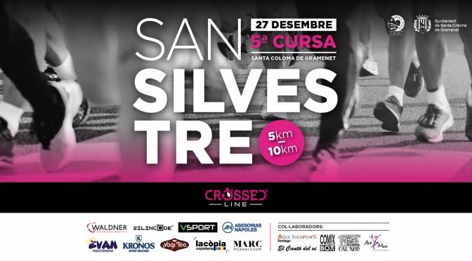"<span lang =""ca"">Crònica Cursa Sant Silvestre Santa Coloma de Gramenet</span>"