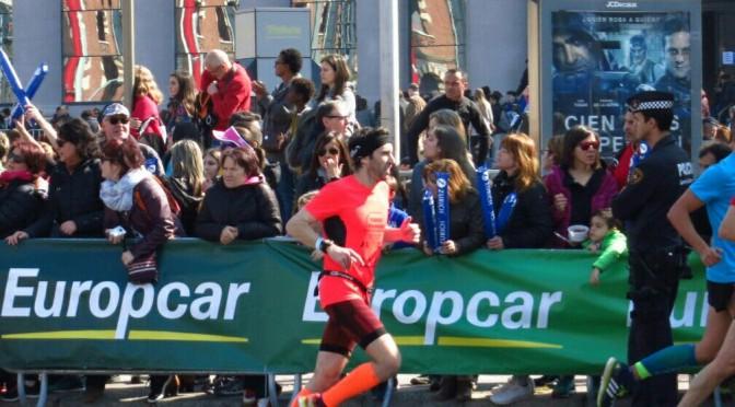 Llegada Maratón Barcelona
