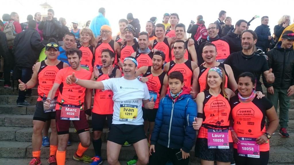 corresolidaris marató barcelona