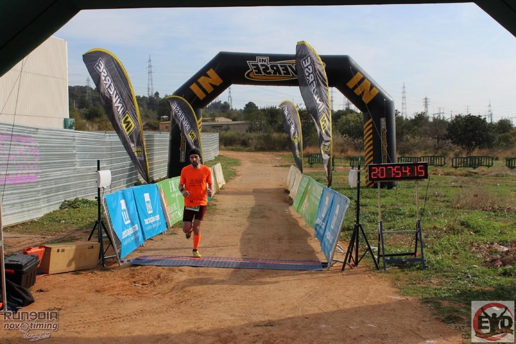 novotiming media maratón viladecans montaña