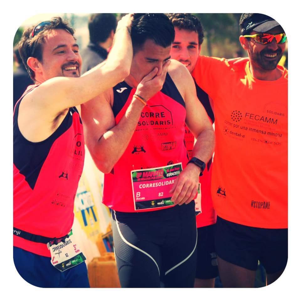 Equip corresolidaris marató sant joan despí 2