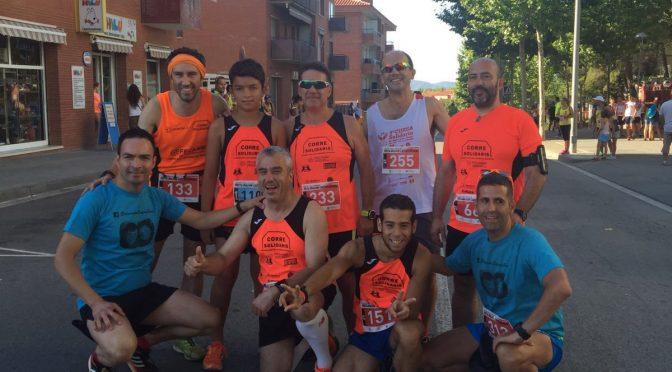 "<span lang =""ca"">Crònica Cursa Popular Castellbisbal</span>"