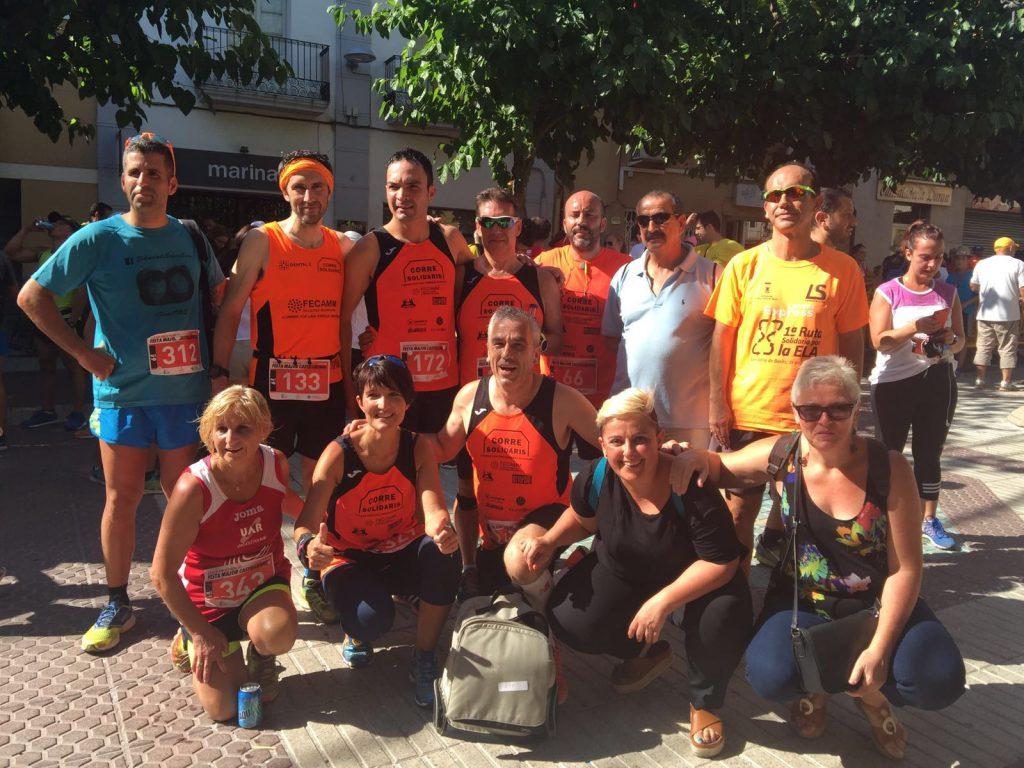 carrera Castellbisbal pistarunner 2016